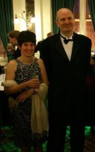 Chairman, Jonathan Healy and Susan.