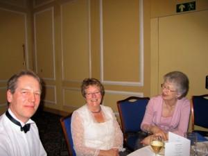 Paul Mills, Janice Anderson, Brenda Sawkill