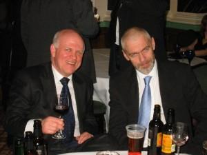 Cliff Davies and Andrew Ellis