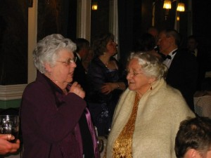 Margaret Edwards and Muriel Reay