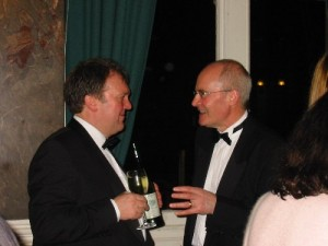 Richard Grimmett and Stephen Shipley