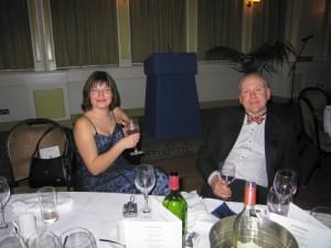 Anthea Edwards & Phil Saddleton