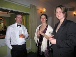David Craggs, Janet Carless & Kate Dodds