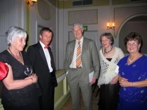 Heather & Chris Kippin, Rod & Mary Pipe, Gill Fielden
