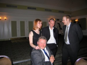 Julie Hooper, Ian Bryan, Andrew Lansberry & Simon Adams