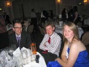 Mark Eccleston, Will Bosworth & Katie Lane