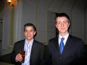 Paul Chandler & Robert Neal