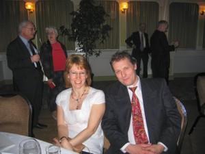 Sarah & Phil Vernon